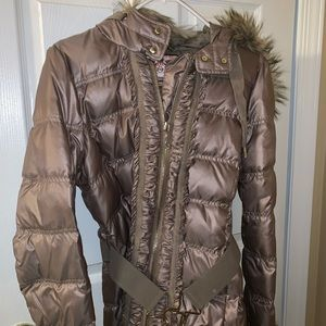 Juicy Couture Winter Puffy Jacket